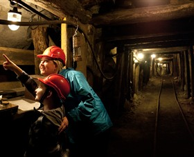 State Coal Mine - Attractions Brisbane