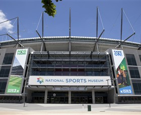 National Sports Museum at the MCG - Attractions Brisbane