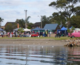 Greenwell Point Riverside Markets - Attractions Brisbane