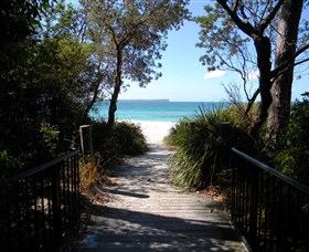 Greenfields Beach - Attractions Brisbane