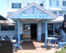 Breakers Cafe and Restaurant - Attractions Brisbane