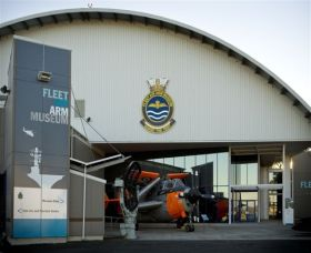 Fleet Air Arm Museum - Attractions Brisbane