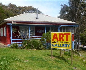 MACS Cottage Gallery - Attractions Brisbane