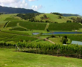 Crooked River Winery - Attractions Brisbane
