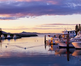 Bermagui Fishermens Wharf - Attractions Brisbane