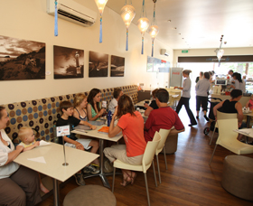 Cafe Parkview - Attractions Brisbane