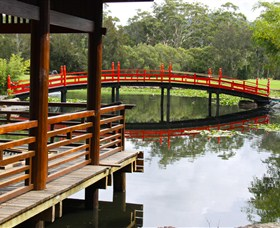 North Coast Regional Botanic Garden - Attractions Brisbane