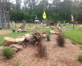 The Cove Miniature Golf Course - Attractions Brisbane
