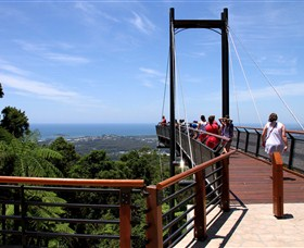 Sealy Lookout - Attractions Brisbane
