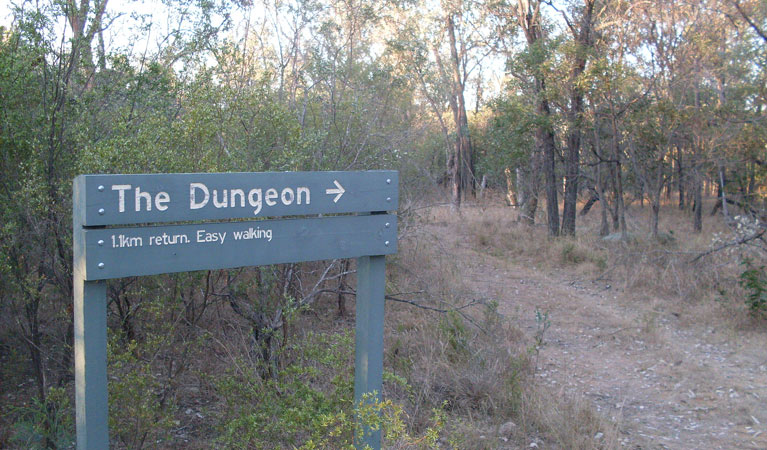 Dungeon lookout - Attractions Brisbane