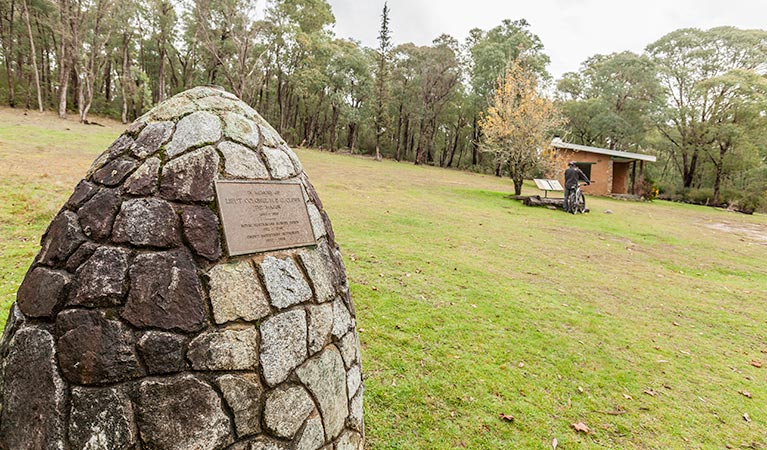 Major Clews Hut walking track - Attractions Brisbane