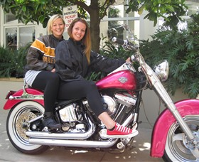 Wild Ride Harley and Motorcycle Tours - Attractions Brisbane