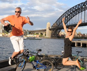 Bikebuffs - Sydney Bicycle Tours - Attractions Brisbane