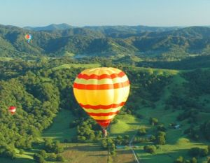Byron Bay Ballooning - Attractions Brisbane