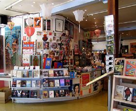 Ariel Books - Attractions Brisbane