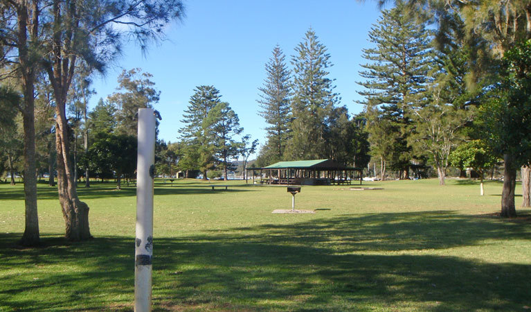 The Basin picnic area - Attractions Brisbane