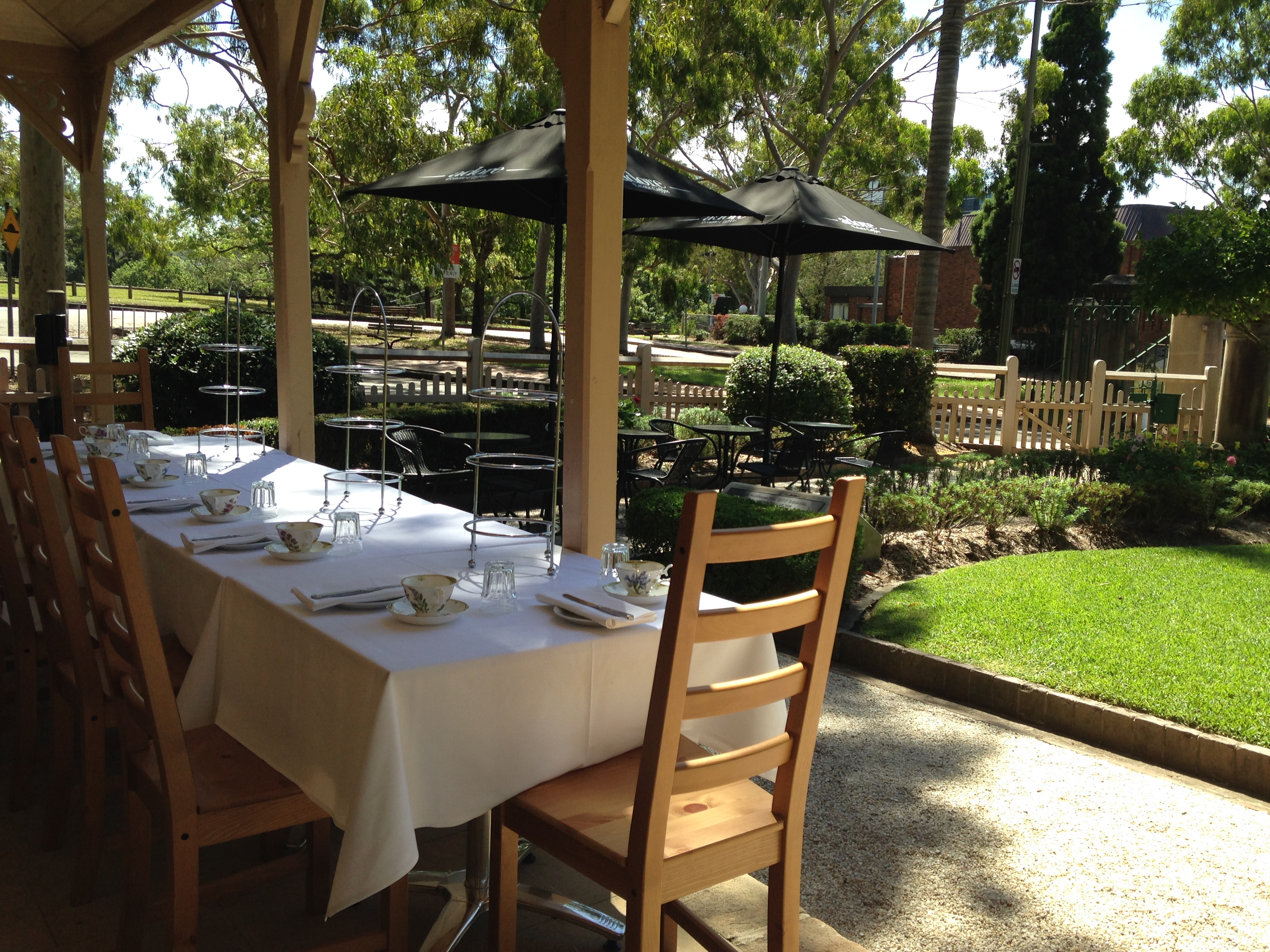 Gatehouse High Tea Rooms - Attractions Brisbane