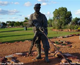 Cobar Miners Heritage Park - Attractions Brisbane