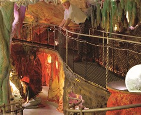 The Crystal Caves - Attractions Brisbane