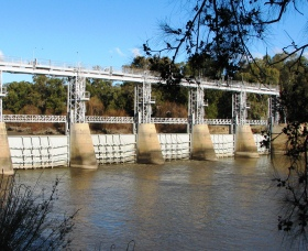 Gogeldrie Weir - Attractions Brisbane