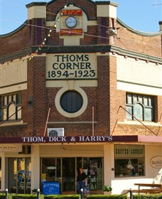Thom Dick and Harrys - Attractions Brisbane
