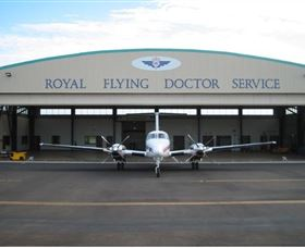 Royal Flying Doctor Service Dubbo Base Education Centre Dubbo - Attractions Brisbane
