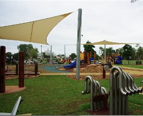 Livvi's Place Playground - Attractions Brisbane