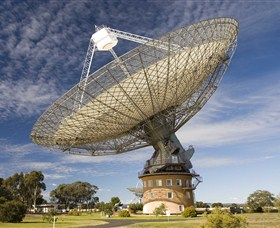CSIRO Parkes Radio Telescope - Attractions Brisbane