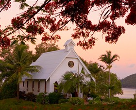 All Saints Chapel - Hamilton Island - Attractions Brisbane
