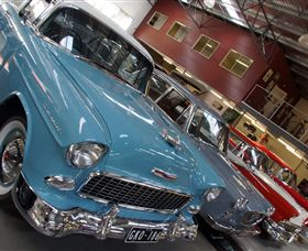 Shepparton Motor Museum - Attractions Brisbane