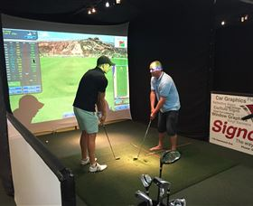 GolfTec - Attractions Brisbane