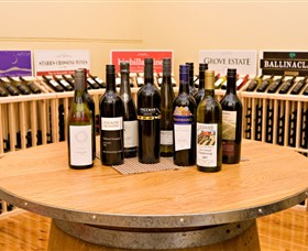Hilltops Region Wine Cellar - Attractions Brisbane