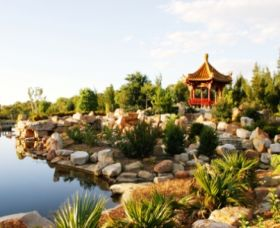 Lambing Flat Chinese Tribute Garden - Attractions Brisbane
