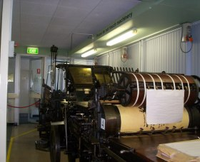 Queanbeyan Printing Museum - Attractions Brisbane