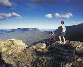 Blue Mountains National Park - National Pass - Attractions Brisbane