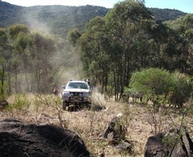 Geraldine 4WD Recreation Park - Attractions Brisbane