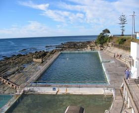 The Entrance Ocean Baths - Attractions Brisbane