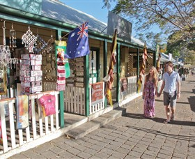 Historic Terrace Houses - Attractions Brisbane