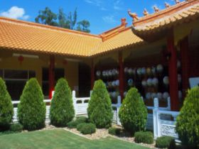Chung Tian Temple - Attractions Brisbane