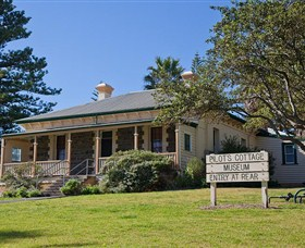 Pilots Cottage Museum - Attractions Brisbane