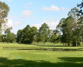Casino Golf Club - Attractions Brisbane