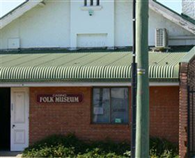 Casino Folk Museum - Attractions Brisbane