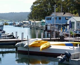 Narooma Marina - Attractions Brisbane