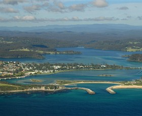Cycle Narooma to Dalmeny - Attractions Brisbane