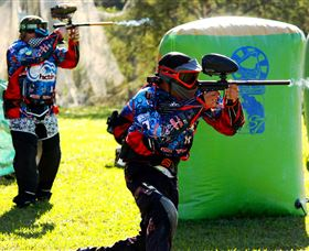 Elite 1 Paintball - Attractions Brisbane