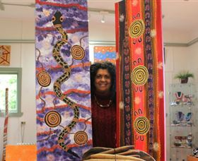Apma Creations Aboriginal Art Gallery and Gift shop - Attractions Brisbane