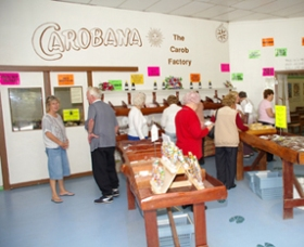 Carobana Confectionery - Attractions Brisbane
