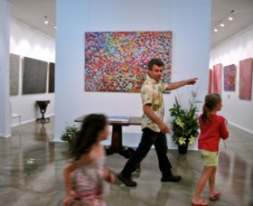 DACOU Quotidian and Quixotic Gallery - Attractions Brisbane