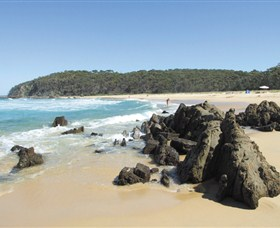 Armands Beach Bermagui - Attractions Brisbane