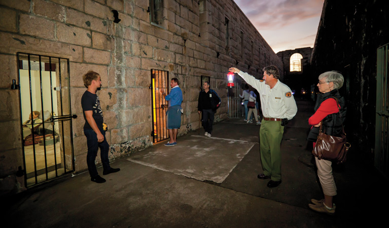 Trial Bay Gaol - Attractions Brisbane